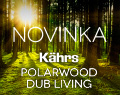 Novinka Kährs Polarwood Dub Living
